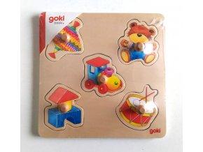 puzzle medvidek