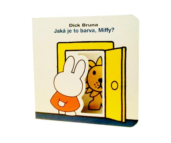 Jaká je to barva, Miffy? - Dick Bruna