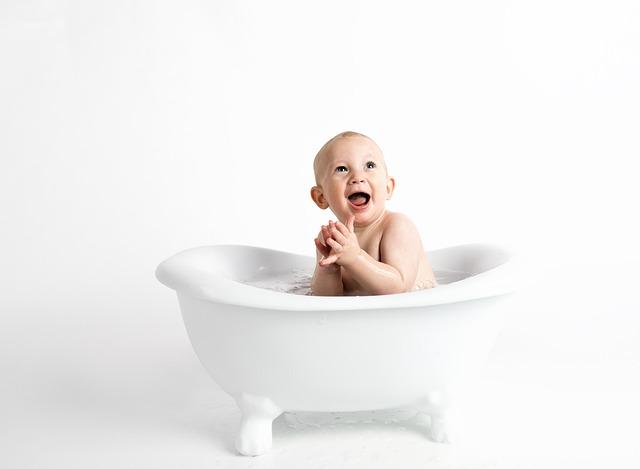 Bezpečné koupání ve vaně