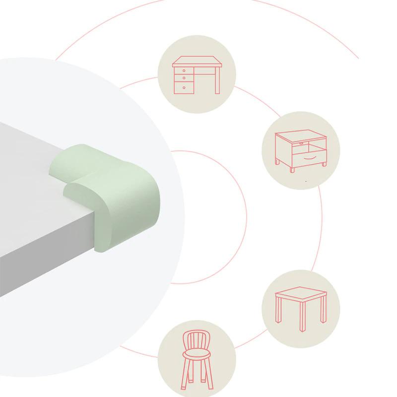 Chrániče rohů - příklady použití
