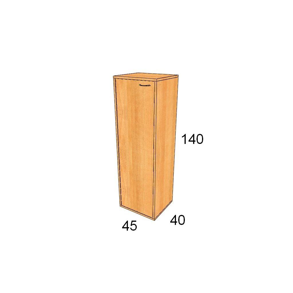 Dveřová skříň, Art. 1402
