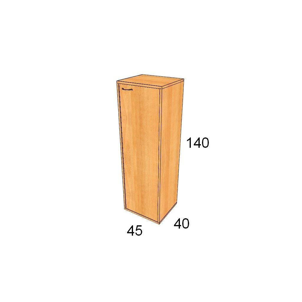 Dveřová skříň, Art. 1408