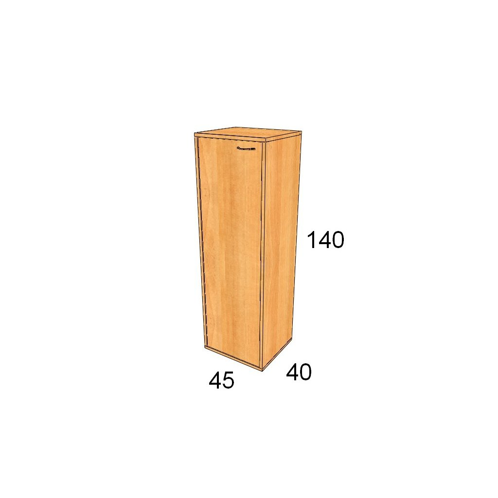 Dveřová skříň, Art. 1407
