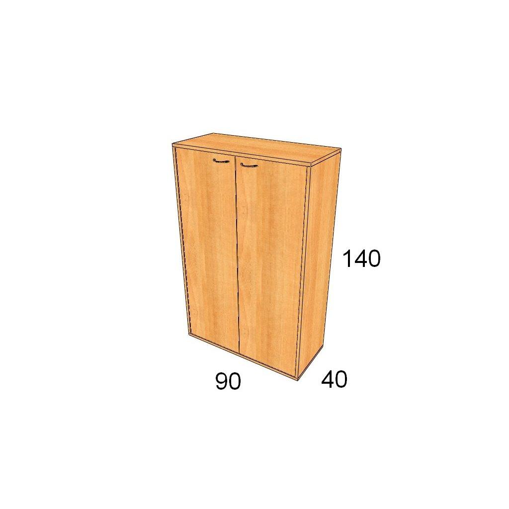 Dveřová skříň, Art. 2401