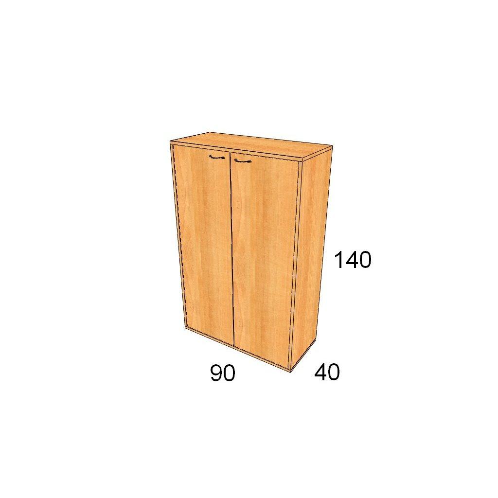 Dveřová skříň, Art. 2405