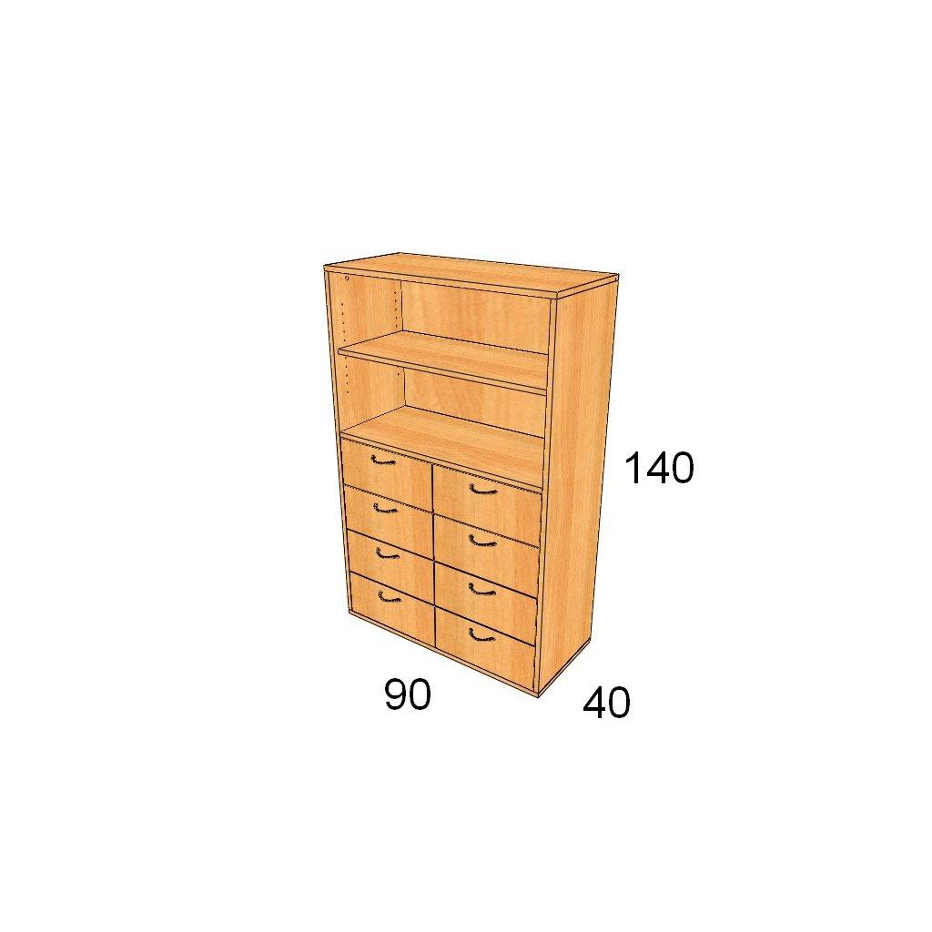 Zásuvková skříň, Art. 2406