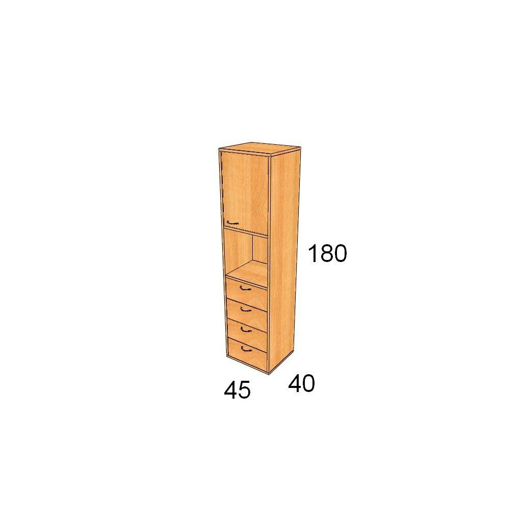Dveře/zásuvky, Art. 1518