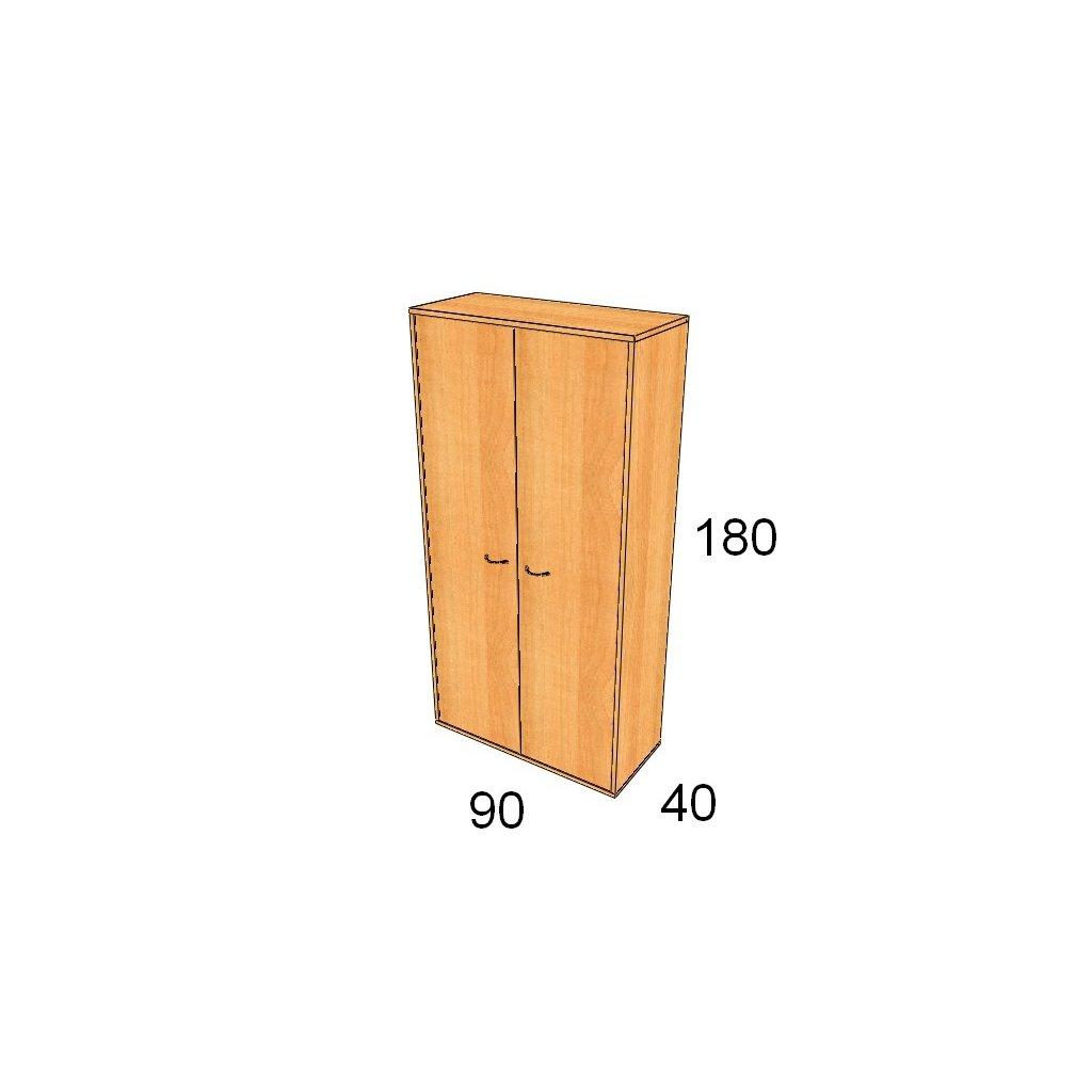 Dveřová skříň, Art. 2512