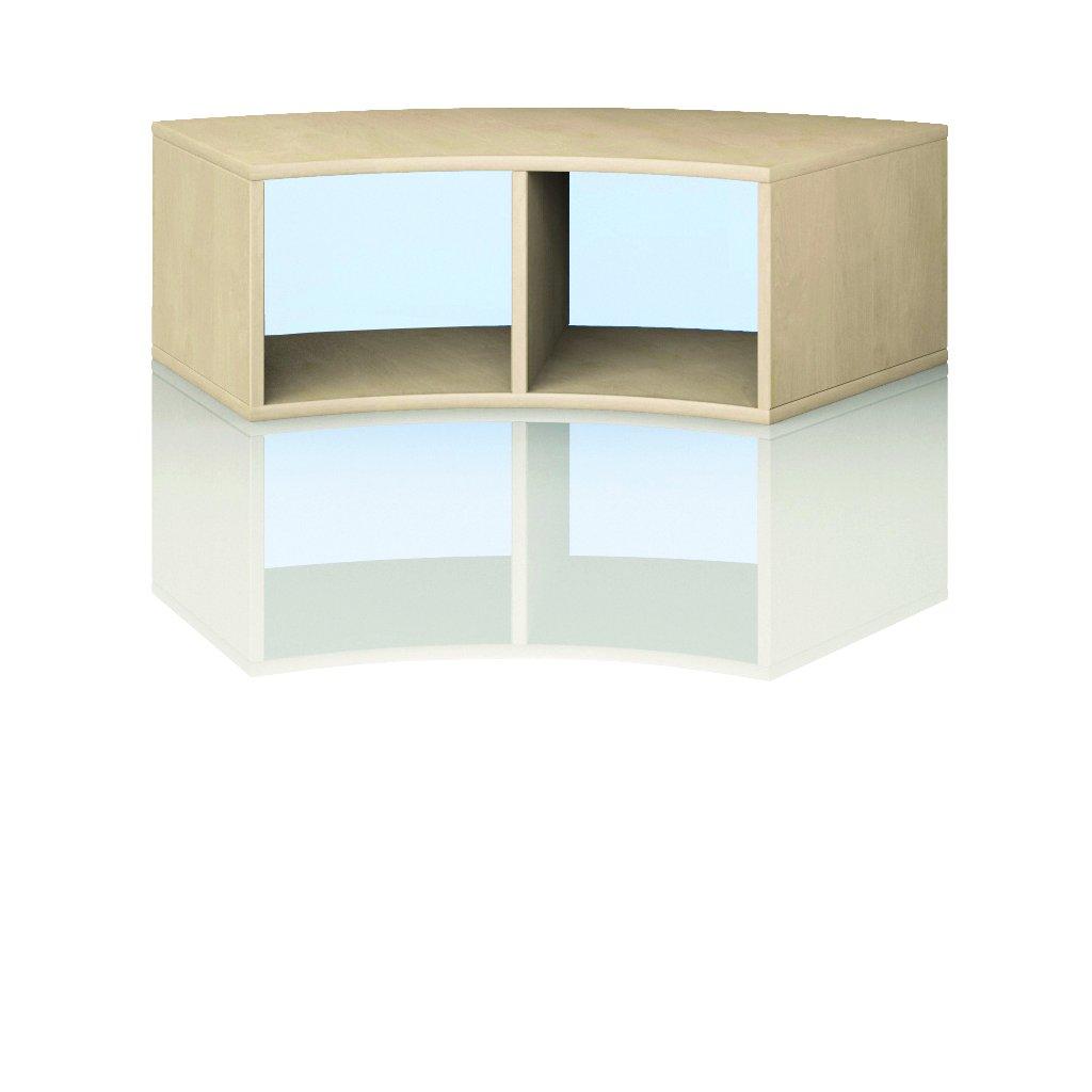 Čtvrtkruhová skříň, Art. 4111