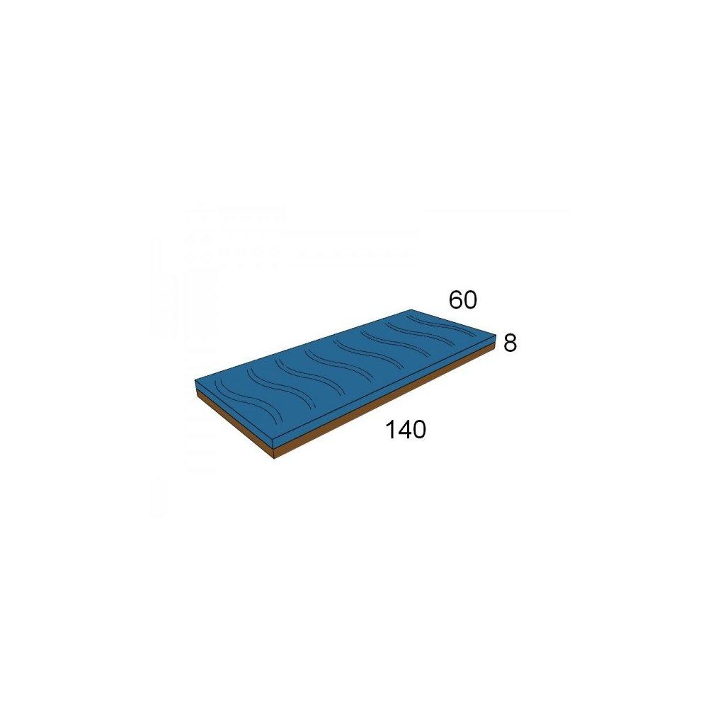 matrace 140 cm 81001
