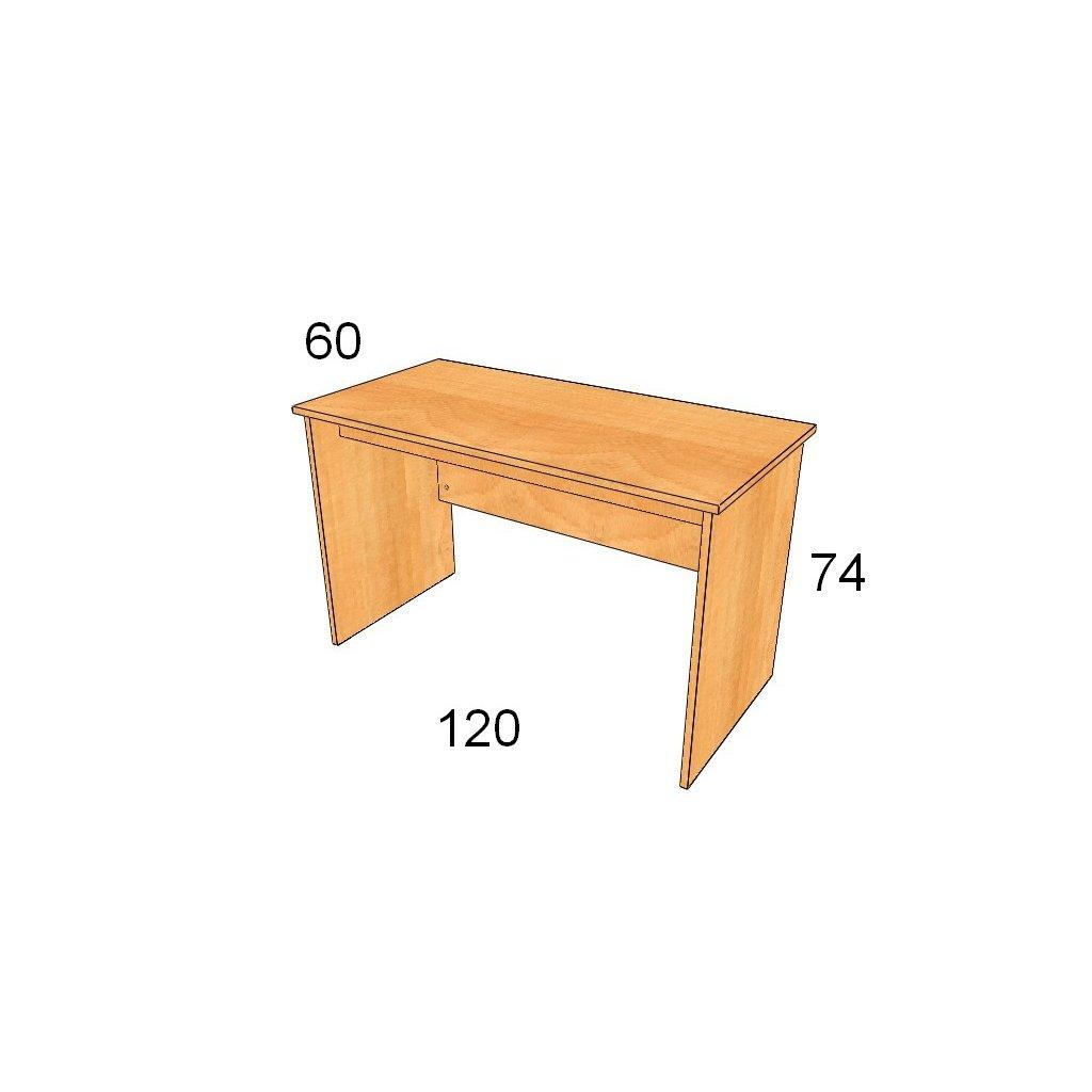 Kancelářský stůl, Art. 20003