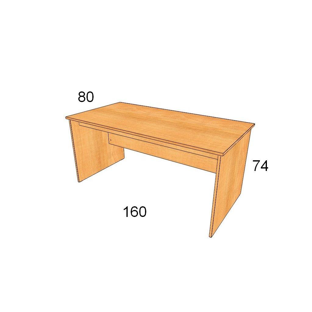 Kancelářský stůl, Art. 20005
