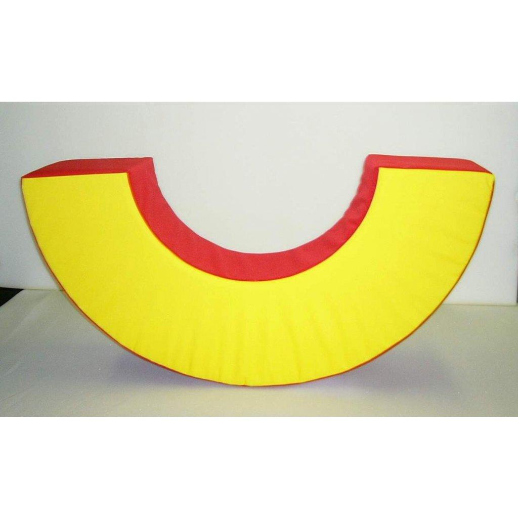 půlkruh 120x60x30 cm