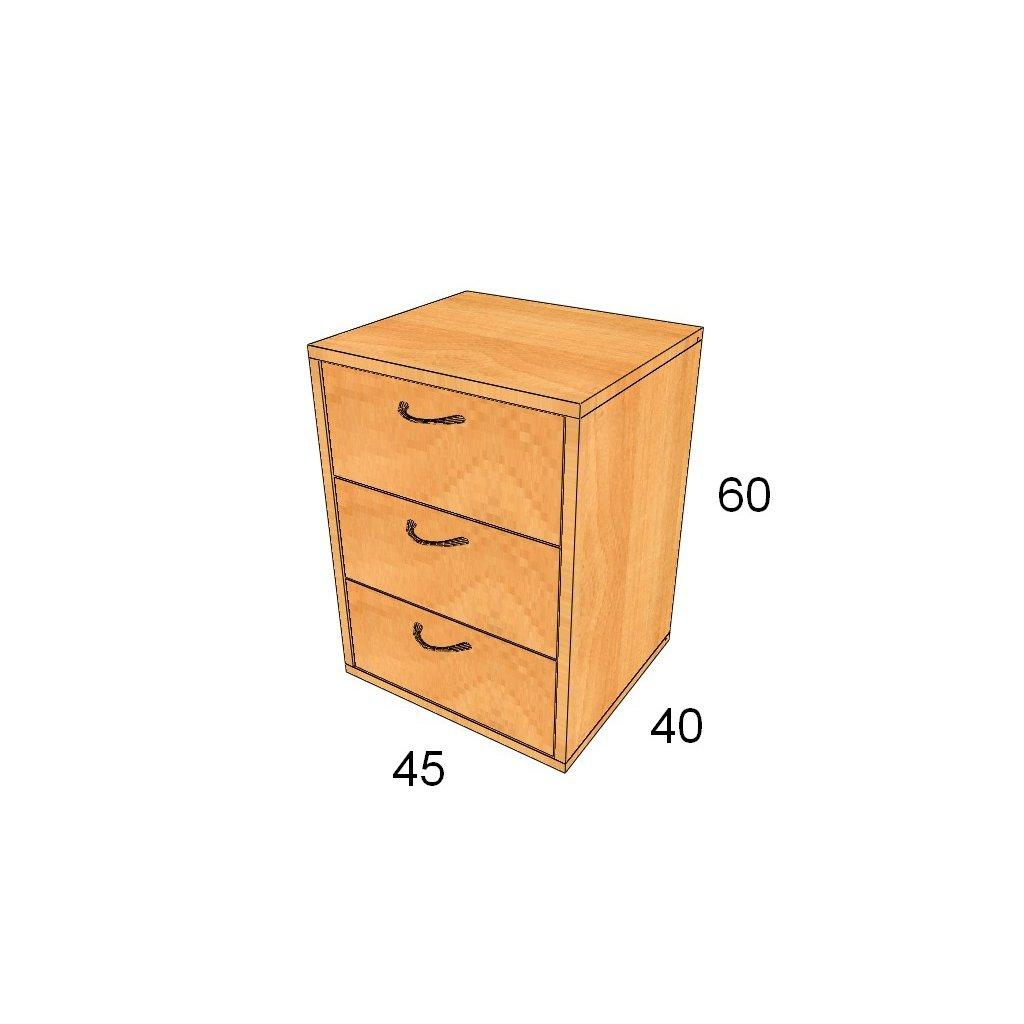 Zásuvková skříň, Art. 1204