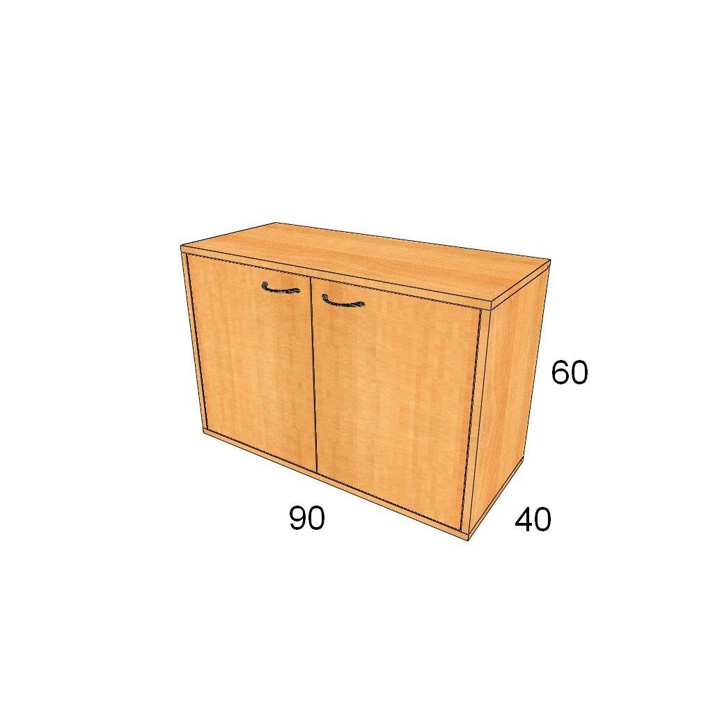 Dveřová skříň, Art. 2204