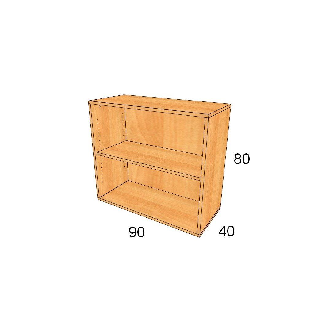 Policová skříň, Art.2312