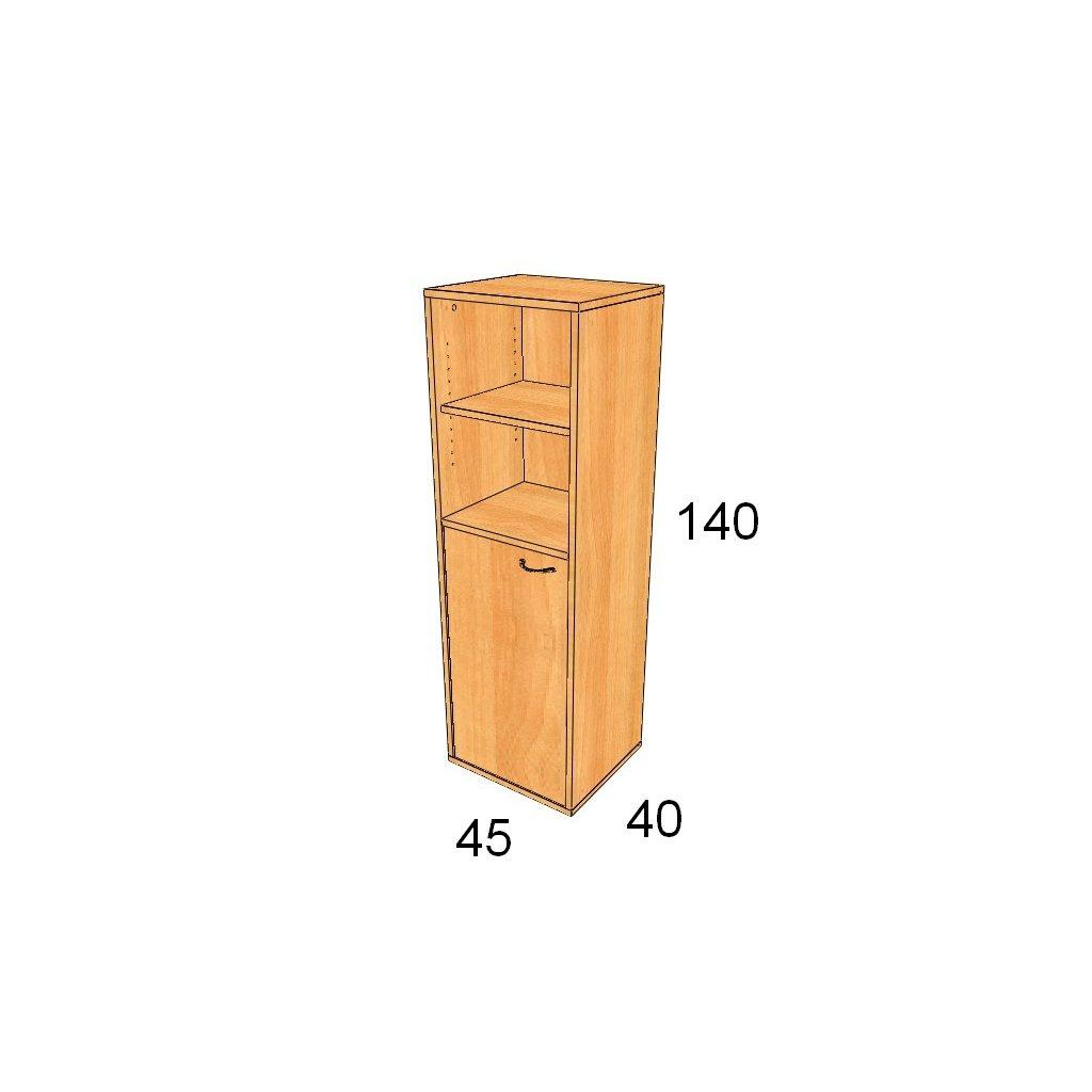 Dveřová skříň, Art. 1404