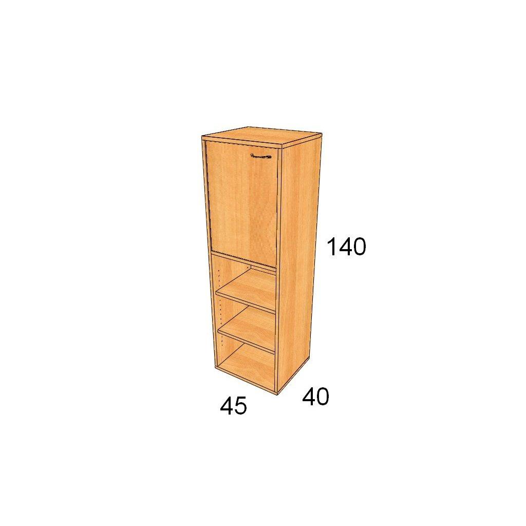 Dveřová skříň, Art. 1410