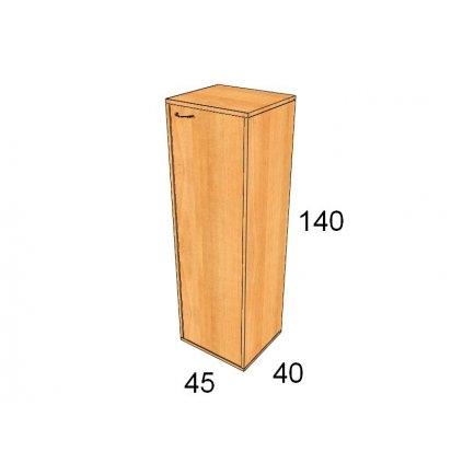 Dveřová skříň, Art. 1403