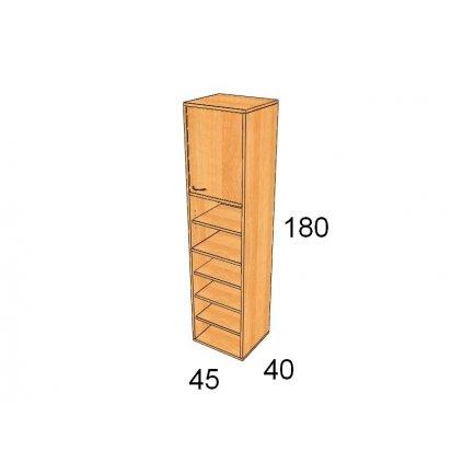 Dveřová skříň, Art. 1519