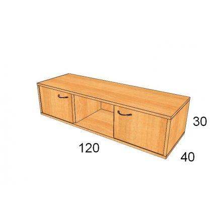 Dveřová skříň, Art. 3101