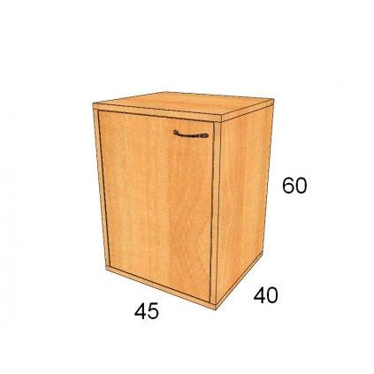 Dveřová skříň, Art. 1202