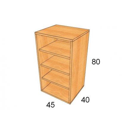 Policová skříň, Art.1300