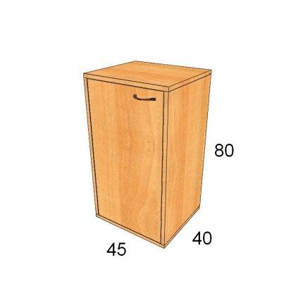Dveřová skříň, Art.1302