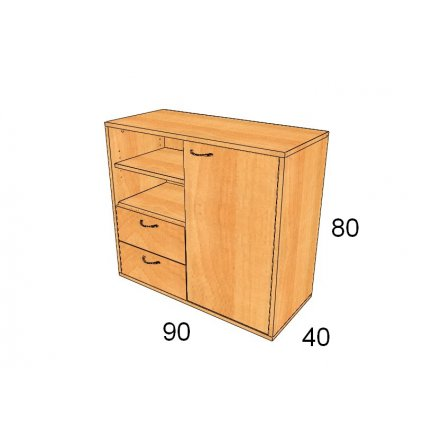 Dveře/zásuvka, Art.2327