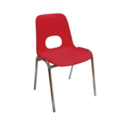 Dětská plastová židlička výška sedu 26 cm