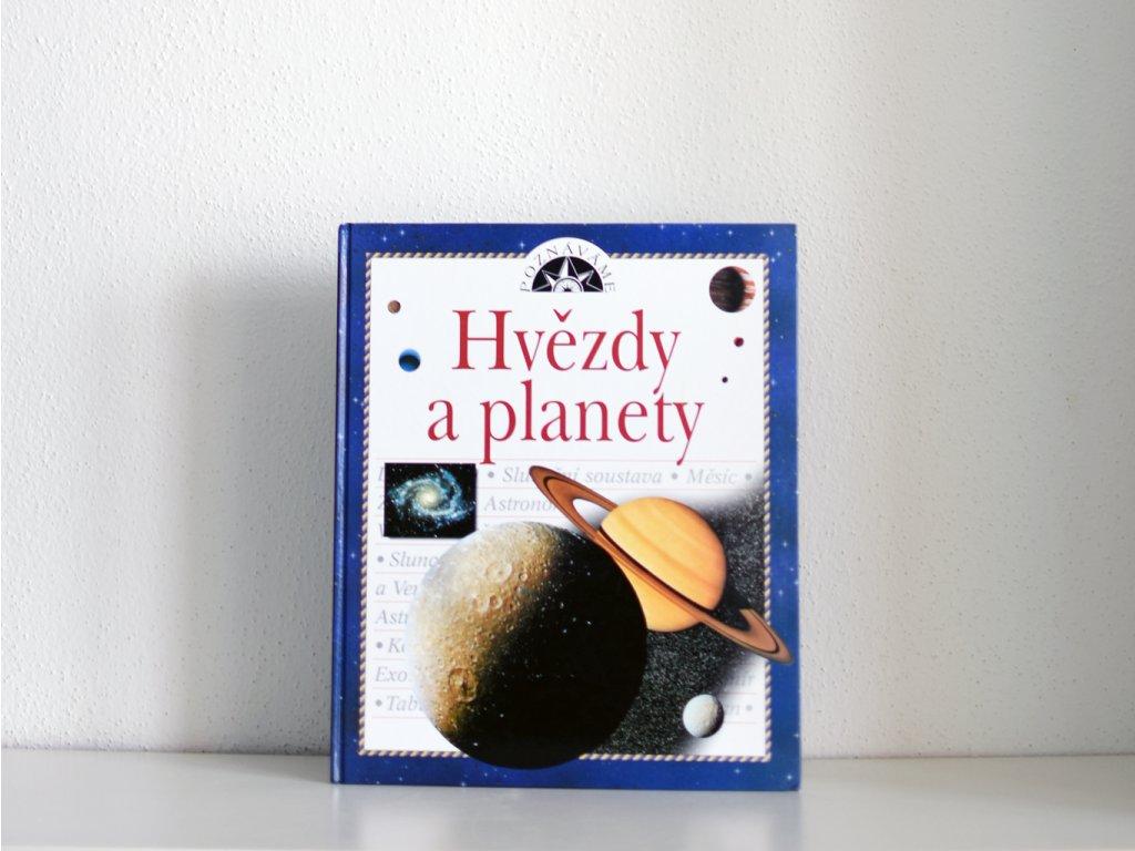 hvezdy planety