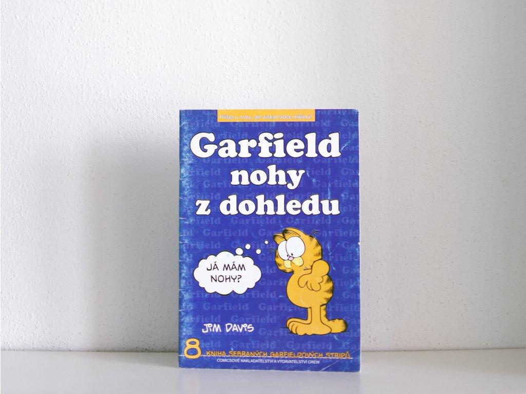 garfield nohy