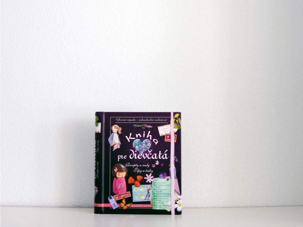 kniha pre dievcata