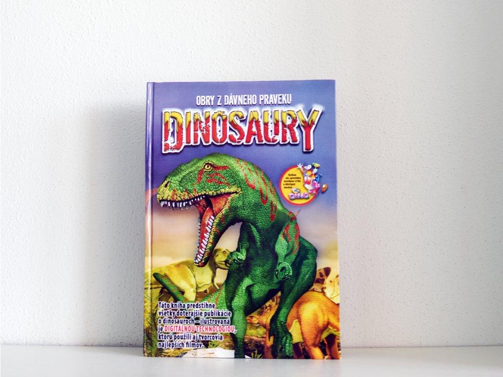 obry dinosaury