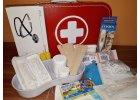 Vybavené doktorské kufříky