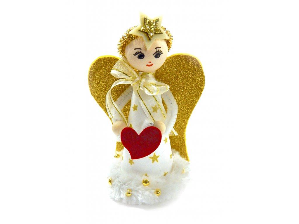 Tvořivá sada, anděl strážný vánoční3