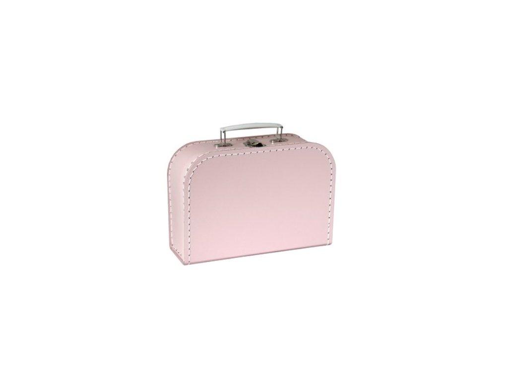 Dětský kufřík 30cm růžový