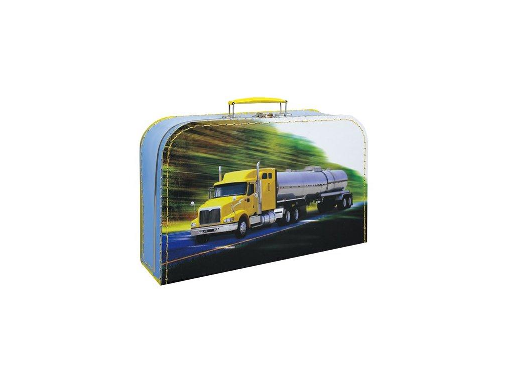 Školní kufřík 35cm kamion