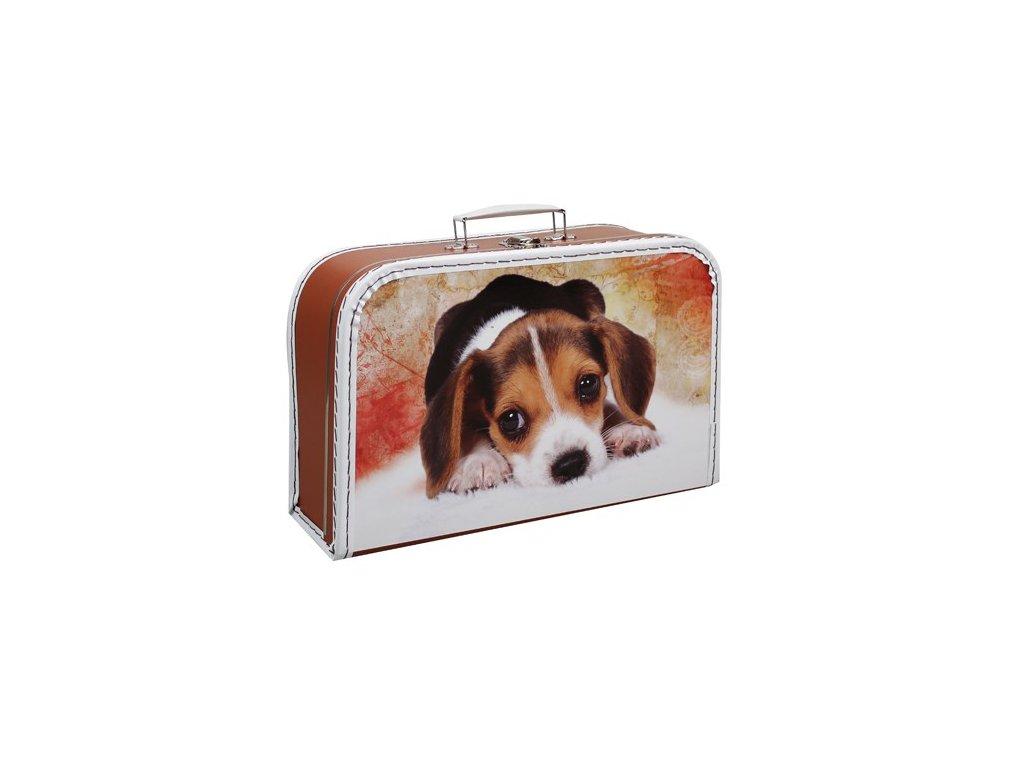Školní kufřík 35cm štěně