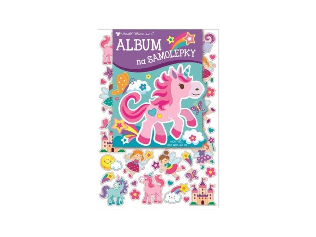 album pro holčičky