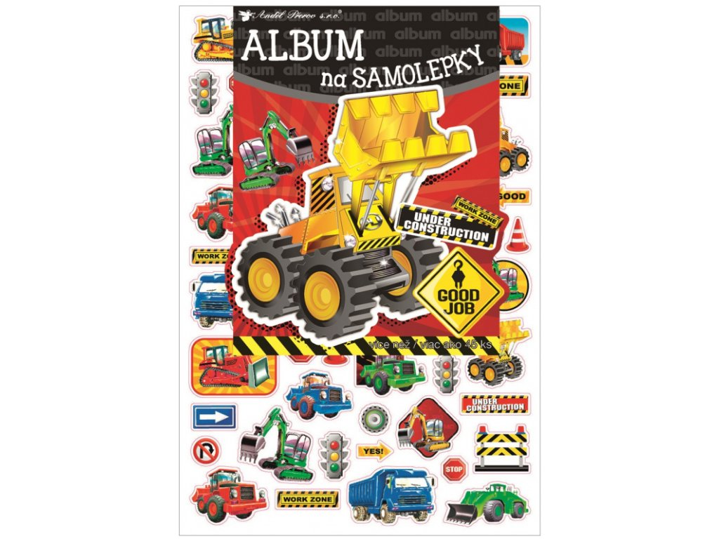 album stroje