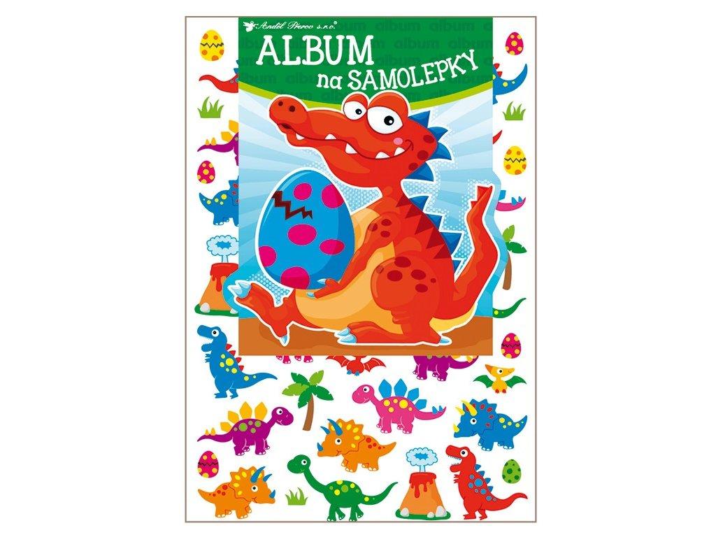 ALBUM DINOSAURI