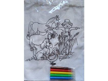 taška zvířátka