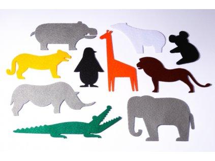 Zvířata v ZOO