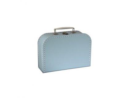 Dětský kufřík 25cm modrý