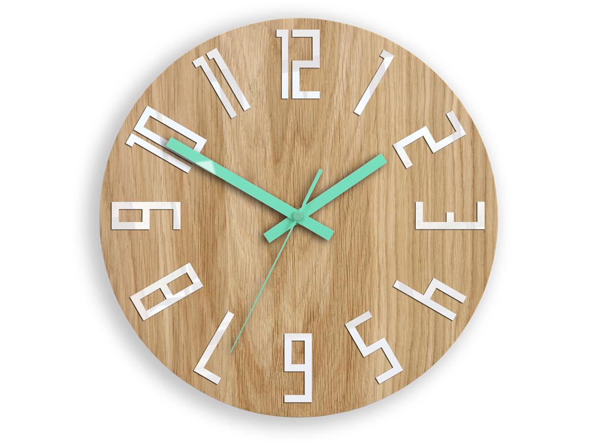 dubové m clock