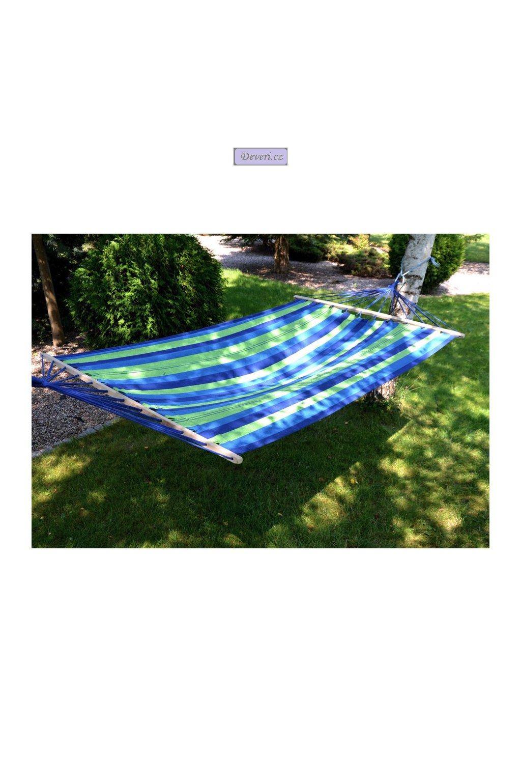 220x150cm zeleno modrá