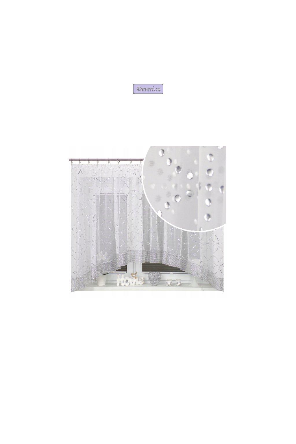 7. Hotová záclona 150x300cm