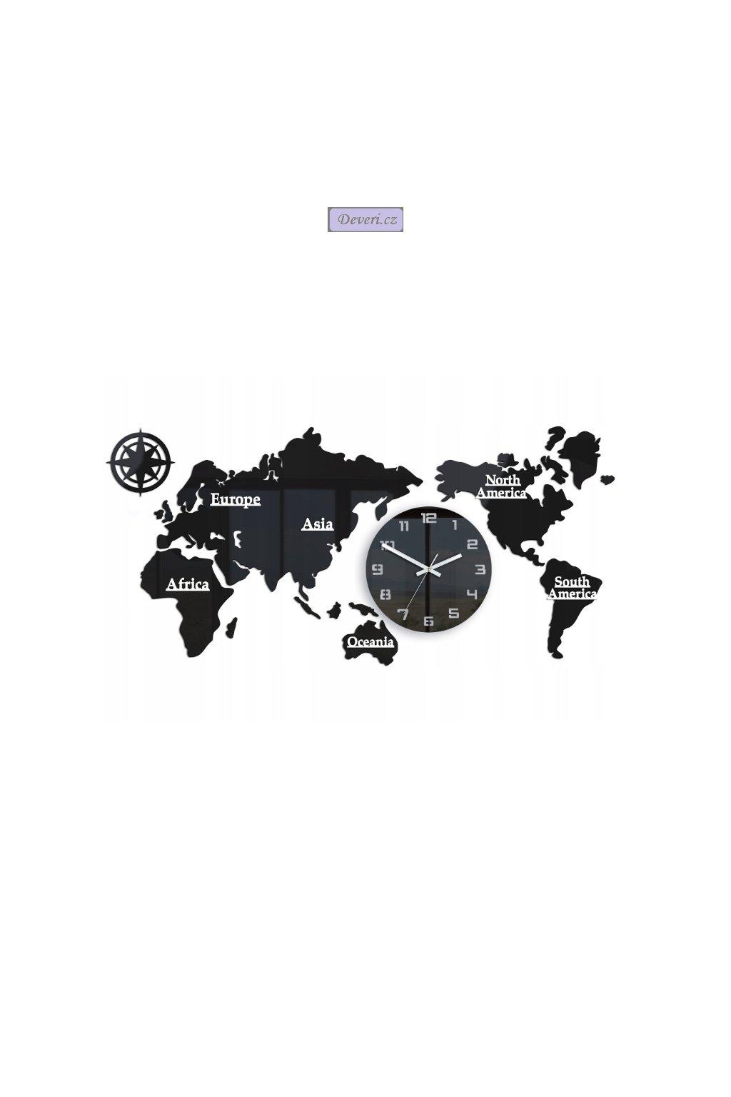 1. 110x55 cm hodiny