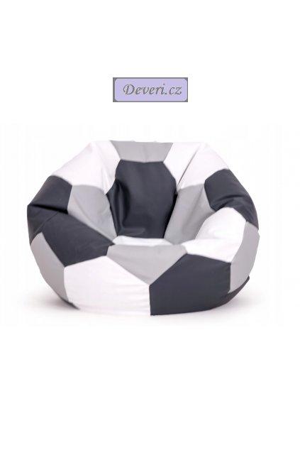 Sedací pufa křeslo pro děti míč XXL různé barvy (1)